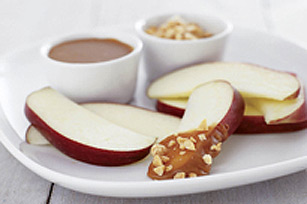 Creamy Caramel-Peanut Butter Dip