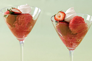 Strawberry Sorbet Image 1