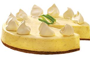 Gâteau au fromage à la lime Key Image 1