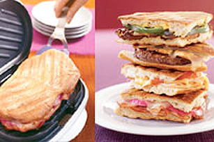 Perfectly Grilled Panini