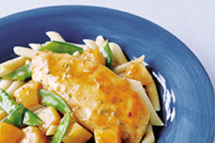 Simply Saucy Spring Chicken