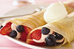 Crêpes dessert fantastiques Image 1