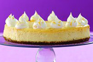 Heavenly Spring Cheesecakes