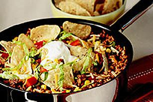 Tacos dans une poêle Image 1