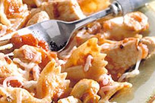 One Pot Saucy Pastas
