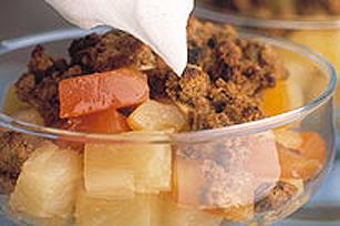 PHILADELPHIA Fruit Crumble Image 1