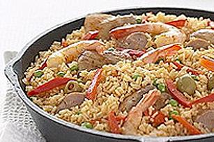 Repas de riz dans un seul plat 3 Image 1