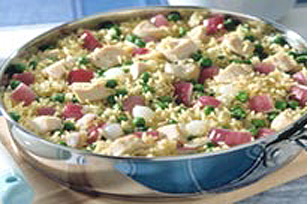 Easy Oriental Rice Skillets Image 1