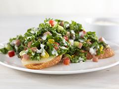 Salade hachée du chef
