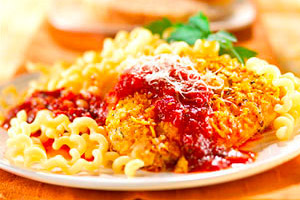 Saucy Chicken Parmesan Image 1