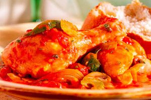 Slow Cooker Chicken Cacciatore Image 1