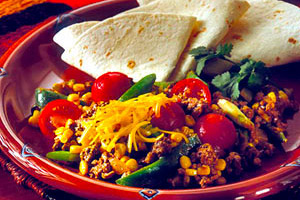 Southwest Chicken Skillet Image 1