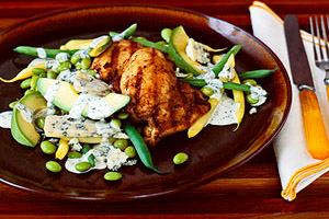 spiced-chicken-thighs-bean-salad-148094 Image 1
