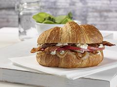 Sweet & Savory Croissant Sandwiches