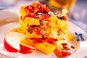 Waffle Breakfast Casserole Image 1