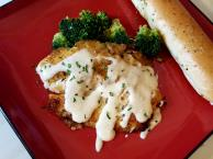 Pan-Fried Fish with Creamy Lemon Sauce for Two Image 2