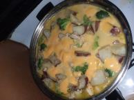 VELVEETA® Broccoli Chicken and Potatoes Image 2