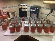 SURE.JELL for Less or No Sugar Needed Recipes - Peach Jam Image 2