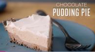 chocolate-pudding-pie-recipe-107286 Image 1