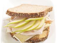 Turkey-Pear Sandwiches Image 2