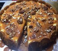 Praline Cheesecake Image 2