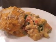 Cheesy Chicken and Biscuits Image 2