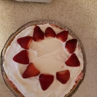 strawberry-cream-pie-recipe-143328 Image 1