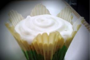 Lemon-Cream Cheese Cupcakes Image 2