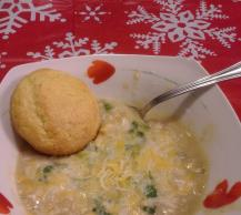 Southwestern White Chicken Chili Recipe Image 2