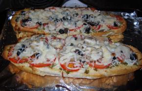 Plum Tomato & Pesto Bread Image 2