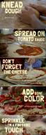 Tomato & Basil Pizza Image 2
