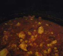 Slow-Cooker Chunky Chicken Chili Image 2