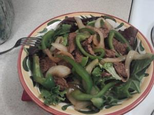 Saucy Pepper Steak Image 2