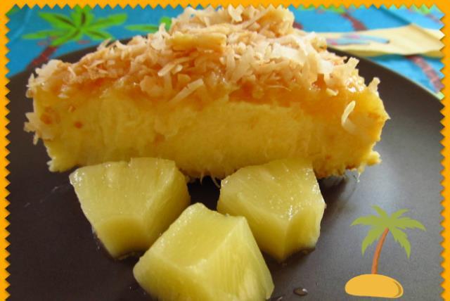 coconut-pineapple-cheesecake-528879 Image 1