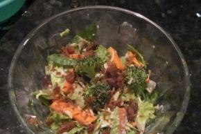 Garden Vegetable Chopped Salad Image 2