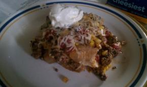 Easy Baked Taco Pie Image 2