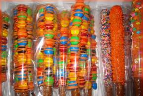 Easy Celebration Pretzel Sticks Image 2