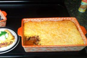 Cornbread Casserole with Cheese Image 2