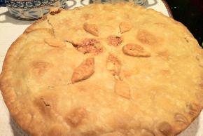 Fresh Deep-Dish Apple Pie Image 2