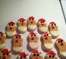 Peanut Butter Cookie Santas Image 2