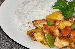Sweet & Sticky Orange Chicken Image 2