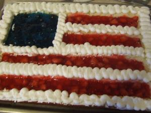 "Wave Your Flag ""Cake"" Image 2"