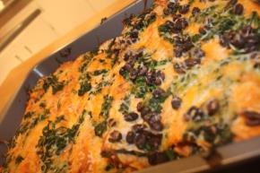 Baked Chicken Enchiladas Image 2