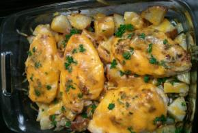 Chicken & Roasted Red Potatoes Image 2
