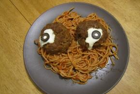 "Spaghetti and ""Oozing Eyeballs"" Image 2"