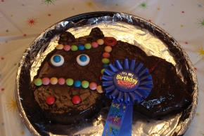 Giddy-Up Horse Cake Image 2