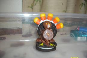 Chocolate Cookie Turkeys Image 2