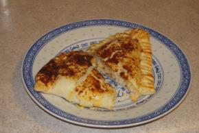 Shredded Chicken Empanada with Cheese Image 2
