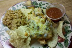 Mexican Chicken Casserole Image 2