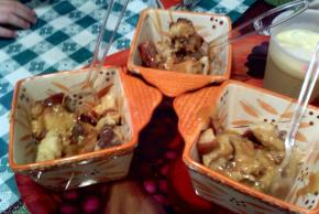 Caramel Apple Bread Pudding Image 2